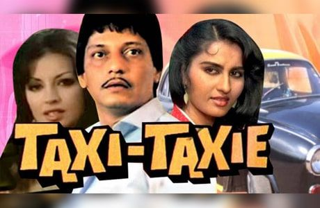 TAXI TAXIE Film Poster